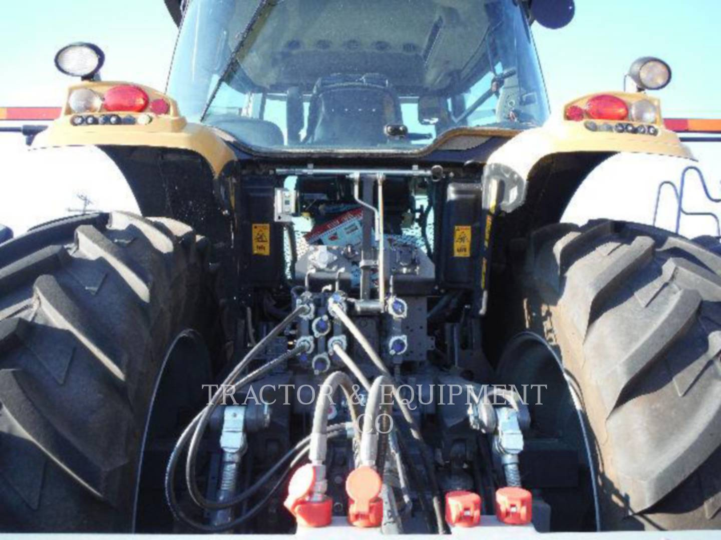 Detail photo of 2011 AGCO MT675C from Construction Equipment Guide