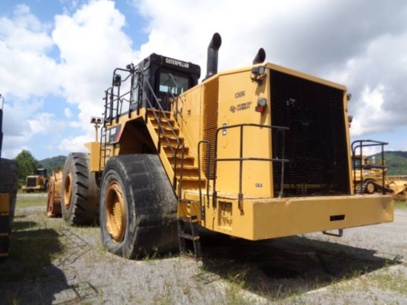 CATERPILLAR CARGADORES DE RUEDAS 993K equipment  photo 4
