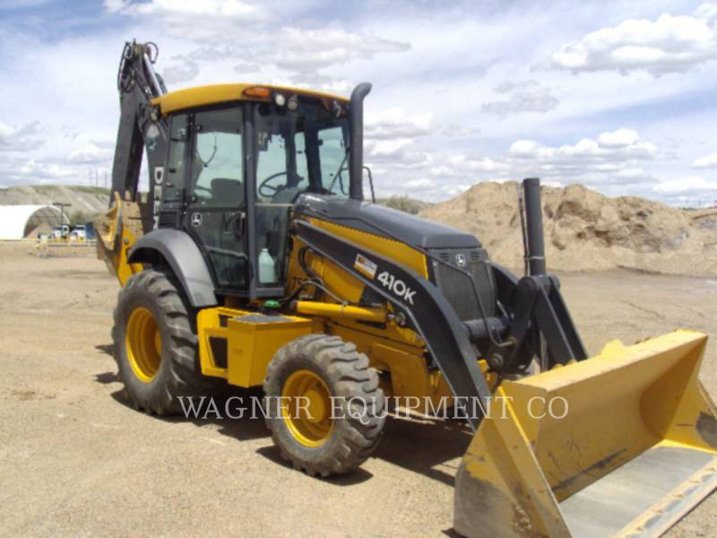 DEERE & CO. BACKHOE LOADERS 410K 4WDE equipment  photo 1