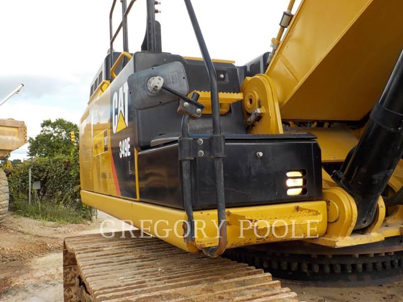 CATERPILLAR EXCAVADORAS DE CADENAS 349E L equipment  photo 6