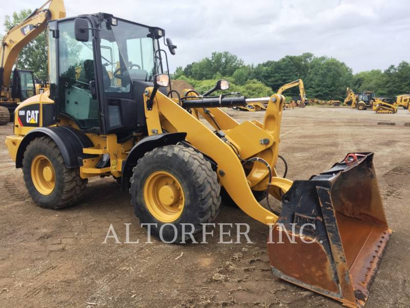 CATERPILLAR CARGADORES DE RUEDAS 908H equipment  photo 4