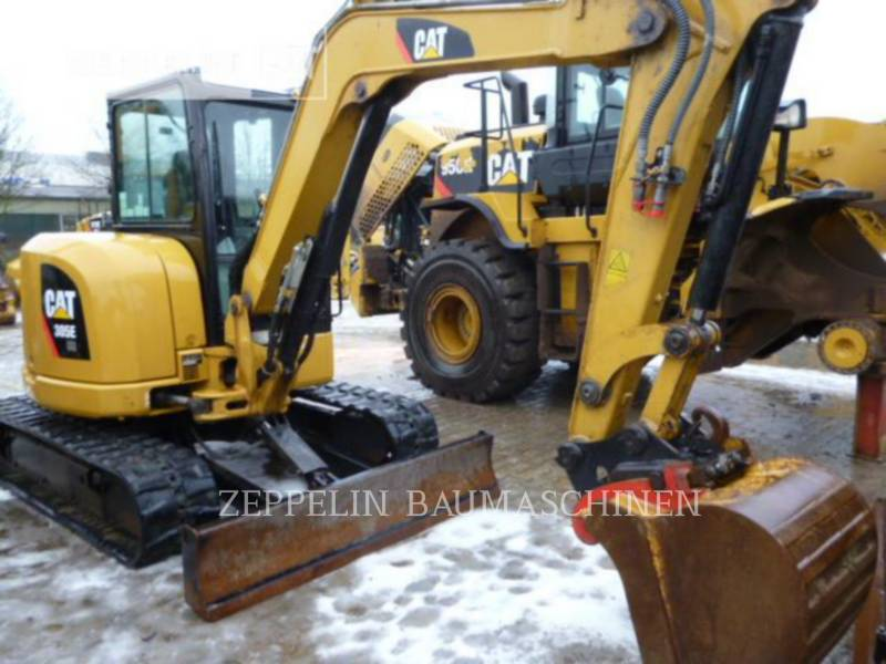 CATERPILLAR EXCAVADORAS DE CADENAS 305ECR equipment  photo 2