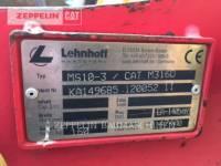 LEHNHOFF AG - HECKBAGGER-ARBEITSGERÄT MS-10 equipment  photo 2