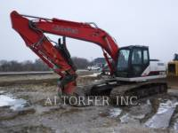 LINK-BELT CONST. TRACK EXCAVATORS 210X2 equipment  photo 1