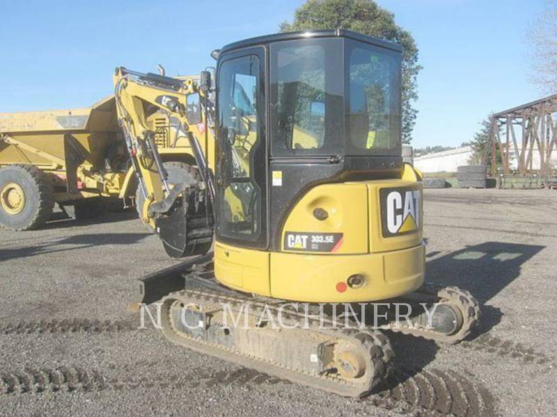CATERPILLAR EXCAVADORAS DE CADENAS 303.5ECRCB equipment  photo 4