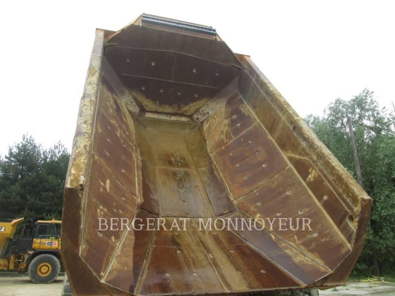 BELL EQUIPMENT NORTH AMERICA, INC. ARTICULATED TRUCKS B50 equipment  photo 2