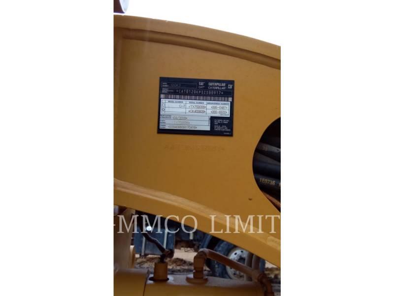 CATERPILLAR BERGBAU-MOTORGRADER 120K2 equipment  photo 1
