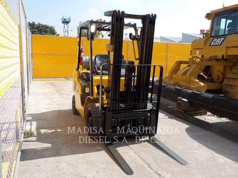CATERPILLAR LIFT TRUCKS EMPILHADEIRAS 2P5000 equipment  photo 4