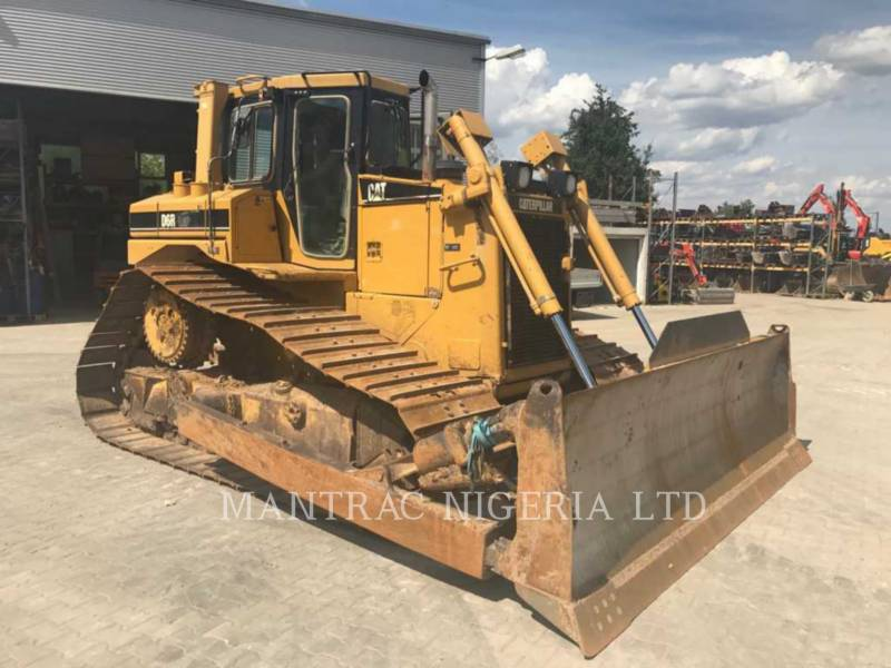 CATERPILLAR CIĄGNIKI GĄSIENICOWE D 6 R LGP equipment  photo 1