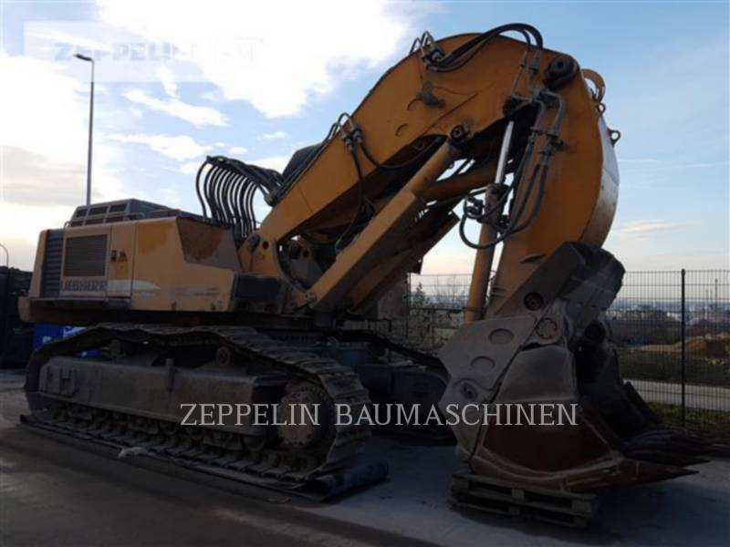 LIEBHERR KOPARKI GĄSIENICOWE R964BHD equipment  photo 1