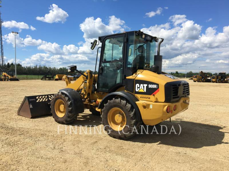 CATERPILLAR PALE GOMMATE/PALE GOMMATE MULTIUSO 908H2 equipment  photo 3