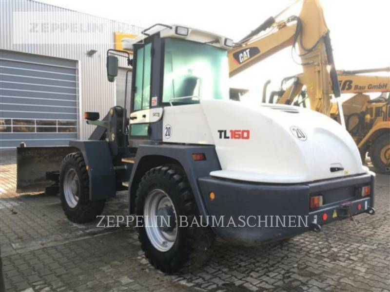 TEREX CORPORATION WHEEL LOADERS/INTEGRATED TOOLCARRIERS TL160 equipment  photo 6