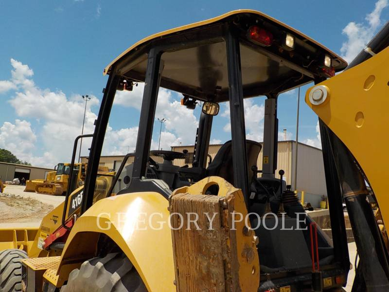 CATERPILLAR RETROEXCAVADORAS CARGADORAS 416F equipment  photo 8