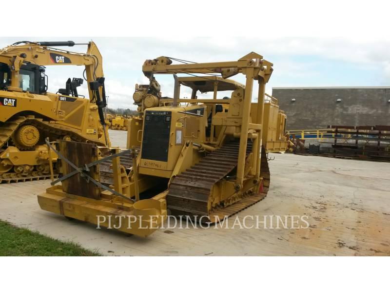 CATERPILLAR TRACTOREN OP RUPSBANDEN D6NLGP equipment  photo 3