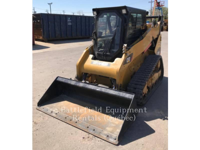 CATERPILLAR DELTALADER 259B3 equipment  photo 1