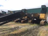 Equipment photo CATERPILLAR 568LL CARGADORES DE TRONCOS 1