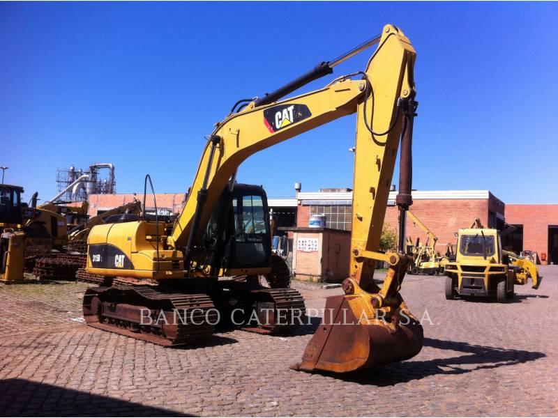 CATERPILLAR EXCAVADORAS DE CADENAS 315DL equipment  photo 5