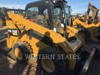 CATERPILLAR PALE COMPATTE SKID STEER 262 D equipment  photo 2