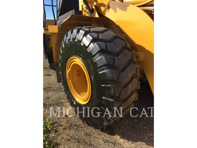 CATERPILLAR WHEEL LOADERS/INTEGRATED TOOLCARRIERS 950H R equipment  photo 9