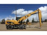 Equipment photo CATERPILLAR M322D MH WHEEL EXCAVATORS 1