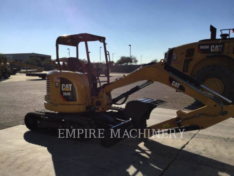 CATERPILLAR EXCAVADORAS DE CADENAS 304E2CR equipment  photo 2