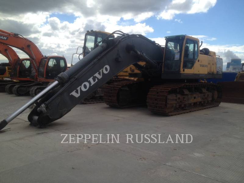 VOLVO EXCAVADORAS DE CADENAS EC700BLC equipment  photo 1