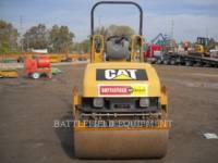 CATERPILLAR ROLO COMPACTADOR DE ASFALTO DUPLO TANDEM CB-224E equipment  photo 8