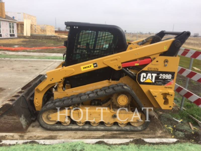 CATERPILLAR 多地形装载机 299D equipment  photo 3