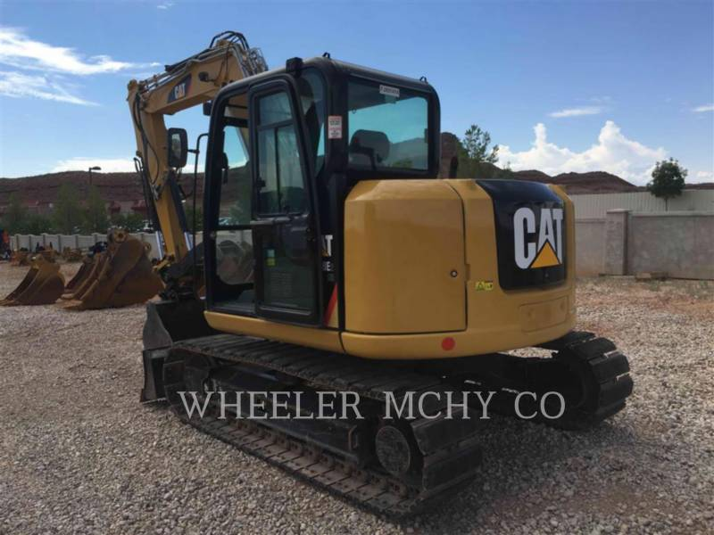 CATERPILLAR EXCAVADORAS DE CADENAS 308E2 TH equipment  photo 2