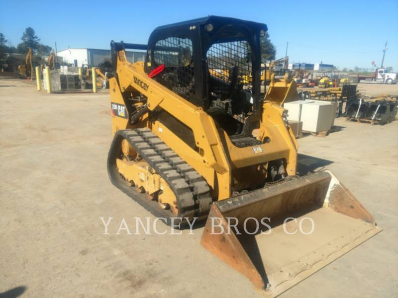 CATERPILLAR SKID STEER LOADERS 259D OROPS equipment  photo 1