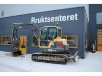 Equipment photo VOLVO ECR88 PELLES SUR CHAINES 1