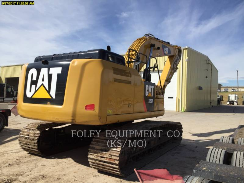 Caterpillar EXCAVATOARE PE ŞENILE 329FL10 equipment  photo 3