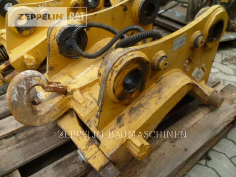 CATERPILLAR AG - HECKBAGGER-ARBEITSGERÄT Schnellwechsler CW20 equipment  photo 1