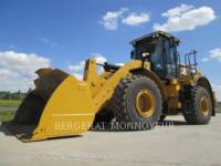 Equipment photo Caterpillar 950M ÎNCĂRCĂTOARE PE ROŢI/PORTSCULE INTEGRATE 1