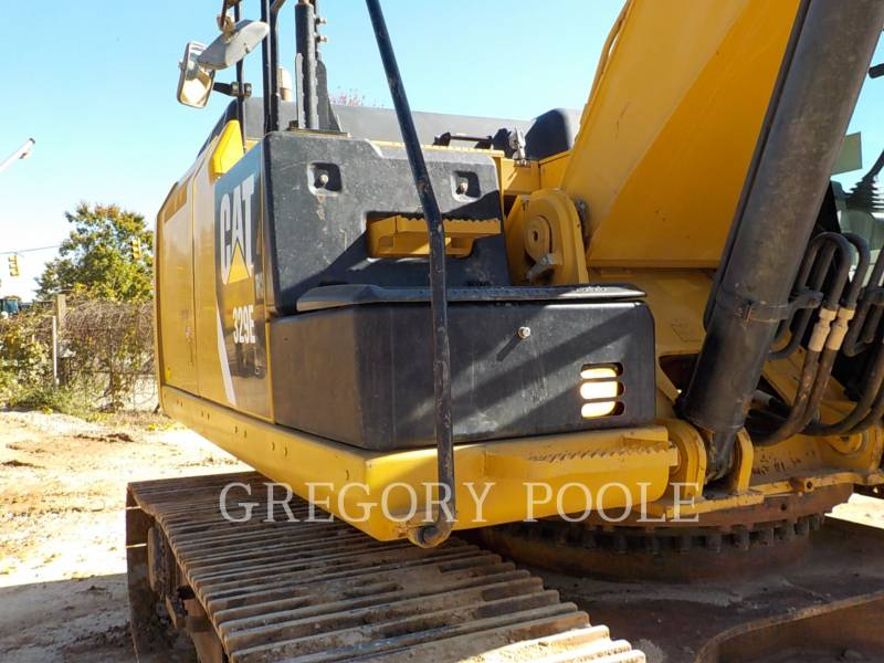 Caterpillar EXCAVATOARE PE ŞENILE 329E L equipment  photo 6