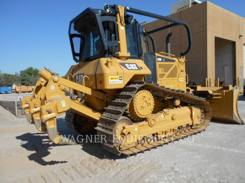 CATERPILLAR TRACTORES DE CADENAS D6N XL equipment  photo 3
