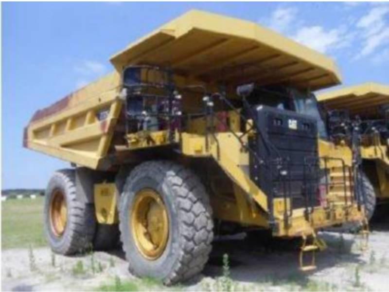 Caterpillar CAMION MINIER PENTRU TEREN DIFICIL 777G equipment  photo 1