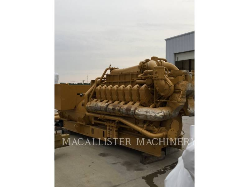 CATERPILLAR 固定式発電装置 G3516C equipment  photo 4