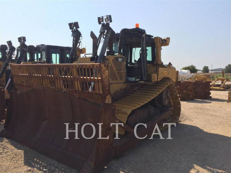CATERPILLAR TRACTORES DE CADENAS D6T XW WHA equipment  photo 1