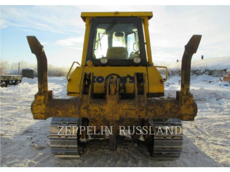 KOMATSU TRACTORES DE CADENAS D 65 E-12 equipment  photo 6