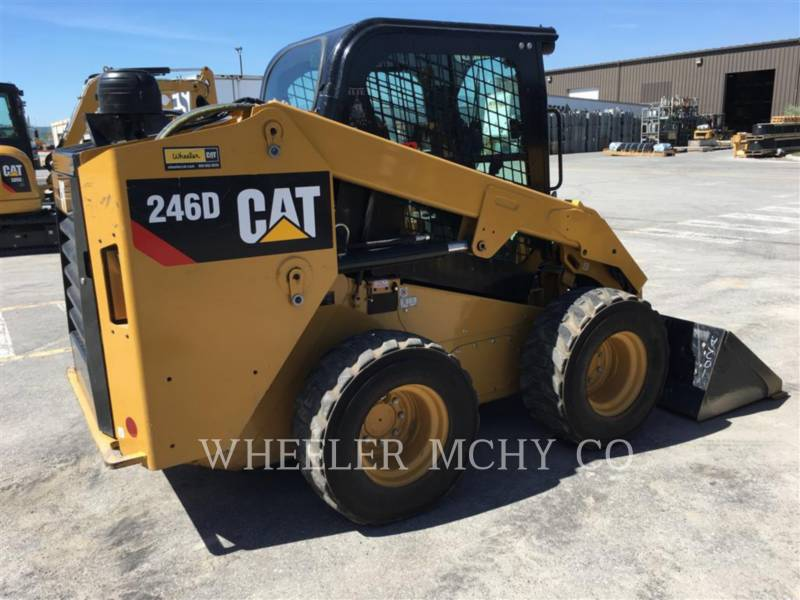 CATERPILLAR CHARGEURS COMPACTS RIGIDES 246D C3-H2 equipment  photo 1