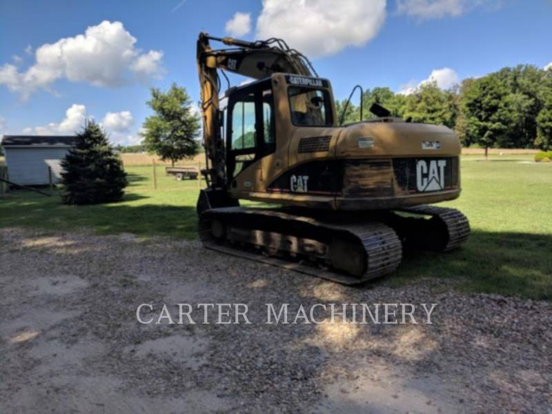 CATERPILLAR KETTEN-HYDRAULIKBAGGER 312CL equipment  photo 3