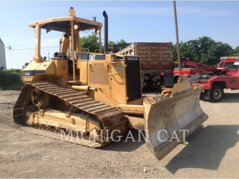 CATERPILLAR TRACTORES DE CADENAS D5ML equipment  photo 1