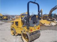 CATERPILLAR VIBRATORY DOUBLE DRUM ASPHALT CB24BLRC equipment  photo 4