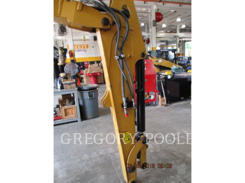 CATERPILLAR KETTEN-HYDRAULIKBAGGER 305.5E2 CR equipment  photo 8