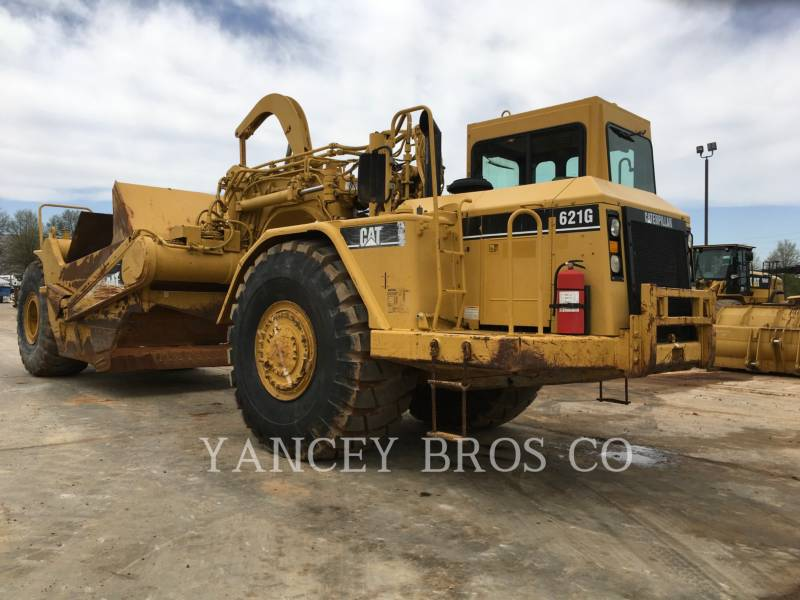 CATERPILLAR MOTOESCREPAS 621G equipment  photo 7