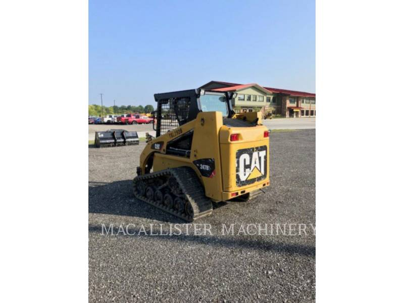 Caterpillar ÎNCĂRCĂTOARE PENTRU TEREN ACCIDENTAT 247B3 equipment  photo 3
