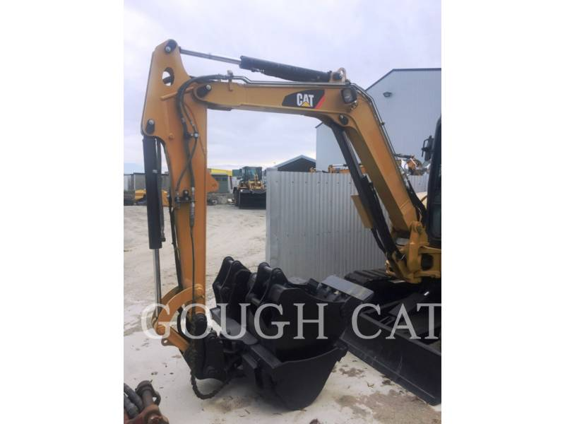 CATERPILLAR MINING SHOVEL / EXCAVATOR 305E CR equipment  photo 11