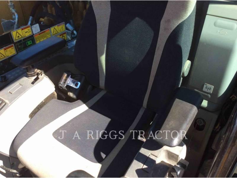 CATERPILLAR TRACK EXCAVATORS 312E 9 equipment  photo 7