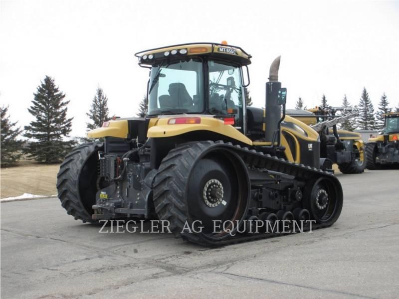 AGCO-CHALLENGER TRACTEURS AGRICOLES MT855C equipment  photo 6